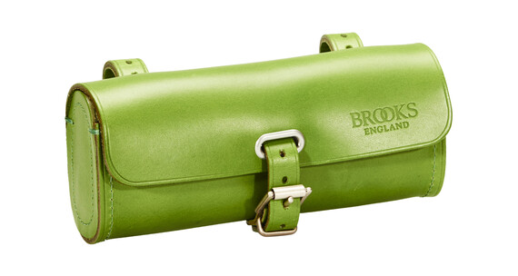 Brooks Challenge Saddle Bag apple green